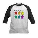 Sea Turtles are Love Kids Baseball Jersey