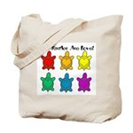 Sea Turtles are Love Tote Bag