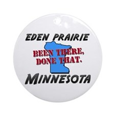 eden prairie minnesota - been there, done that Orn