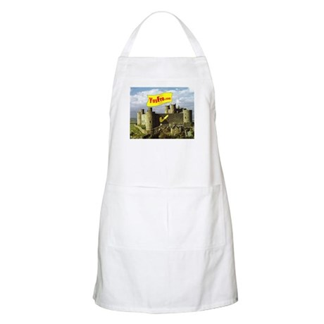 Cestyll y Fro BBQ Apron