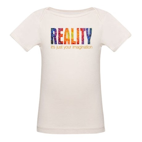 Reality Imagination Organic Baby T-Shirt