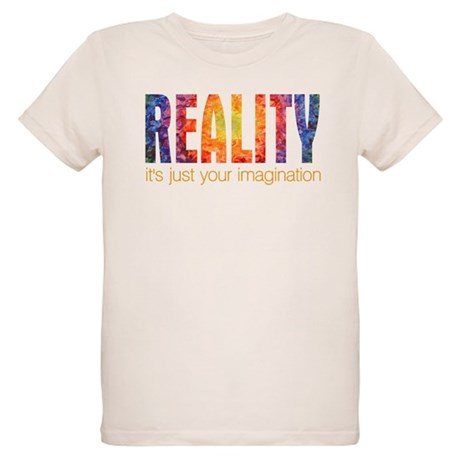Reality Imagination Organic Kids T-Shirt