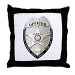 Aurora Police Throw Pillow
