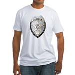 Aurora Police Fitted T-Shirt