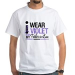 Hodgkins Father-in-Law White T-Shirt