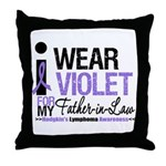 Hodgkins Father-in-Law Throw Pillow