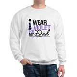 Hodgkin's Disease Dad Sweatshirt