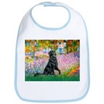 Flat Coated Retriever 2 Bib