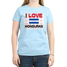I Love Honduras T-Shirt