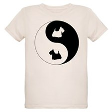 Yin Yang Scottie T-Shirt