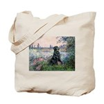 Flat Coated Retriever 2 Tote Bag