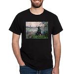 Flat Coated Retriever 2 Dark T-Shirt