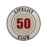 Lifelist Club - 50 3.5