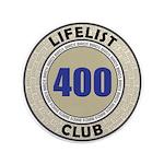 Lifelist Club - 400 3.5