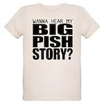 Big Pish Story Organic Kids T-Shirt