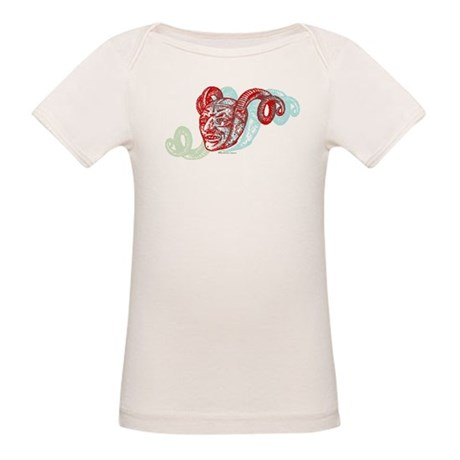 devil (off register) Organic Baby T-Shirt
