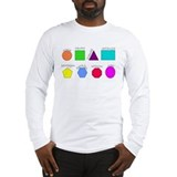 geometrics Long Sleeve T-Shirt