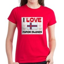 I Love Faroe Islands Tee