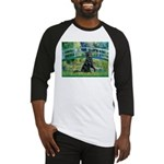 Flat Coated Retriever 2 Baseball Jersey