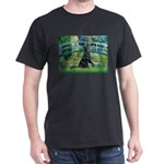 Flat Coated Retriever 2 Dark T-Shirt