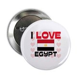 "I Love Egypt 2.25"" Button"
