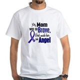 Angel 1 MOM Colon Cancer Shirt