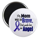 Angel 1 MOM Colon Cancer Magnet