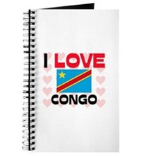 I Love Congo Journal