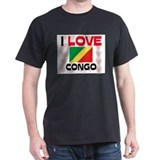 I Love Congo T-Shirt