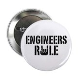 "Engineers Rule 2.25"" Button"