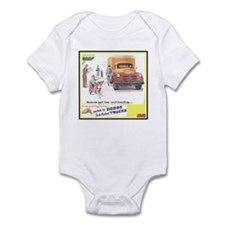 """1949 Dodge Trucks"" Infant Bodysuit"