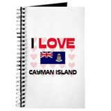 I Love Cayman Island Journal