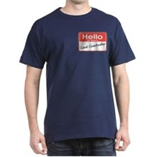 Hello My Name is Great Grandmother T-Shirt