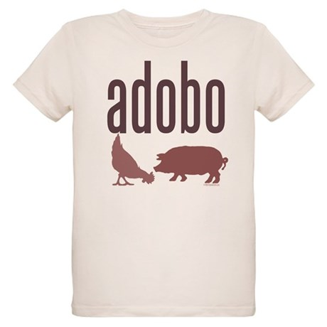 Adobo Organic Kids T-Shirt