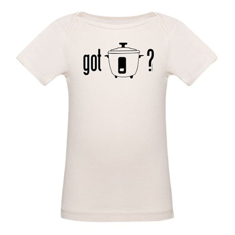 got rice (cooker) Organic Baby T-Shirt