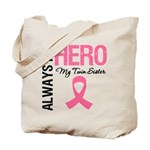 AlwaysMyHero Twin Sister Tote Bag