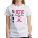 AlwaysMyHero Twin Sister Women's T-Shirt
