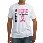 AlwaysMyHero Twin Sister Fitted T-Shirt