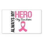 AlwaysMyHero Twin Sister Rectangle Sticker 10 pk)