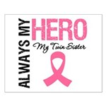 AlwaysMyHero Twin Sister Small Poster