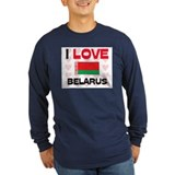 I Love Belarus T