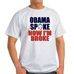 Obama Spoke Light T-Shirt