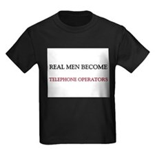 Real Men Become Telephone Operators T