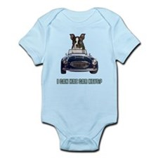 LOL Boston Terrier Infant Bodysuit