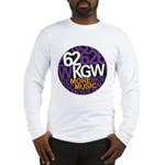 KGW Portland 1972 -  Long Sleeve T-Shirt