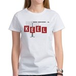 KEEL Shreveport 1968 - Women's T-Shirt