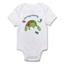 Just Keep Swimming! Infant Bodysuit