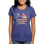 No Admittance Organic Women's Fitted T-Shirt
