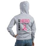 AlwaysMyHero Mother Women's Zip Hoodie