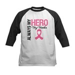 AlwaysMyHero Mother Kids Baseball Jersey